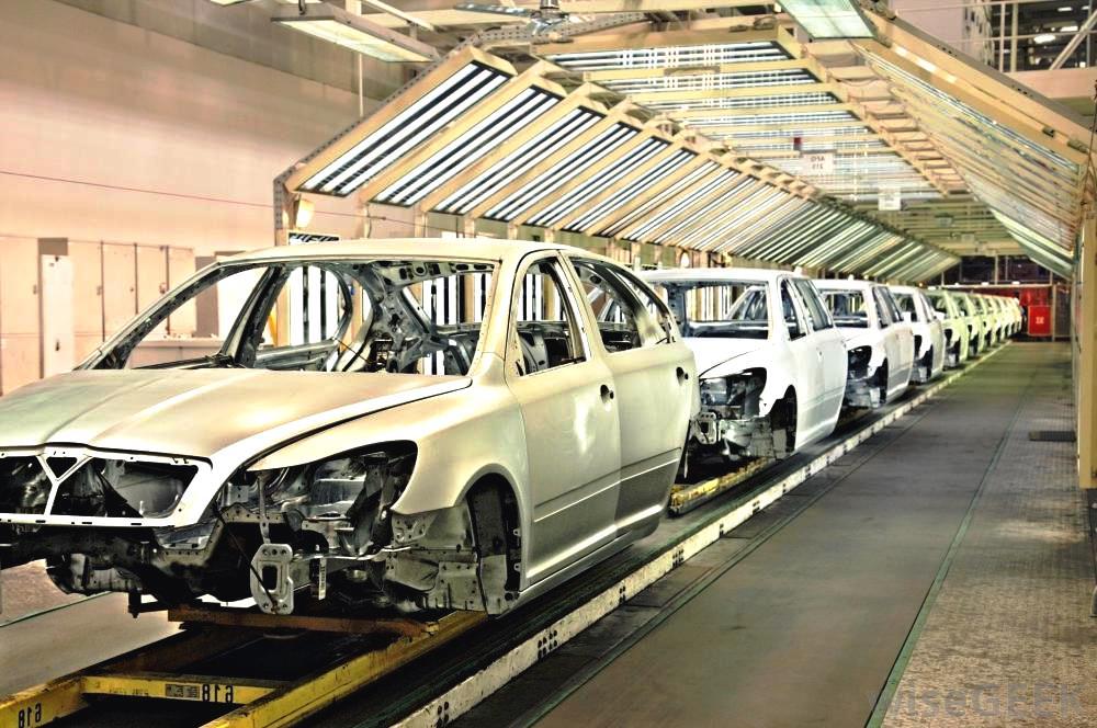 Hệ thống xưởng sơn công nghiệp