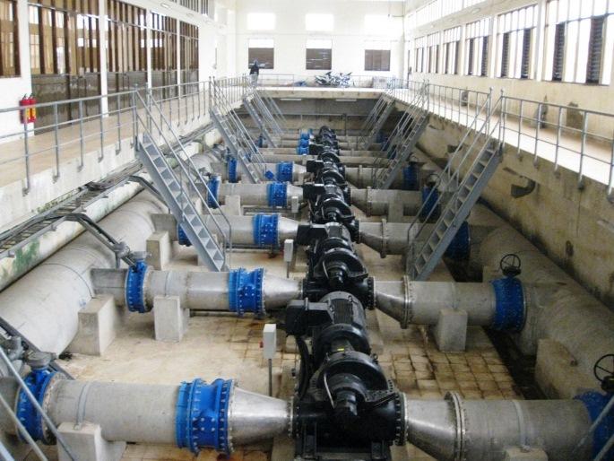 Hệ thông cấp thoát nước