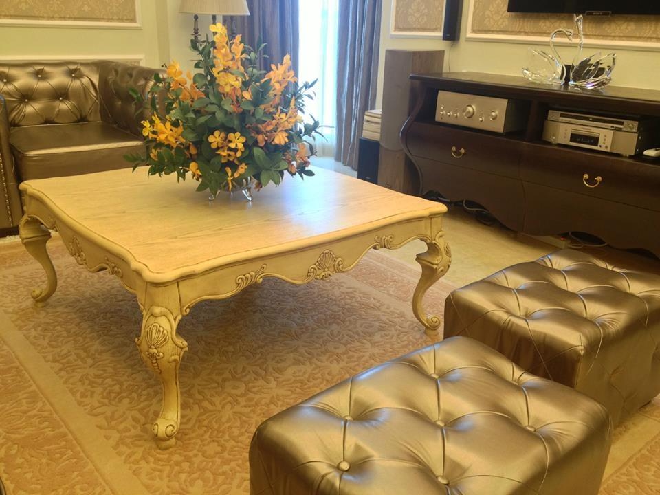 Sofa cổ điển Đại An SCD144