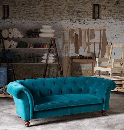 Sofa cổ điển Đại An SCD134