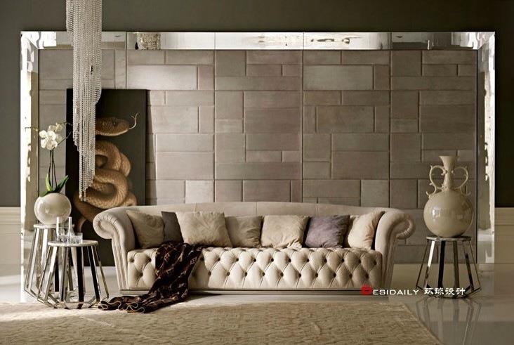 Sofa cổ điển Đại An SCD143