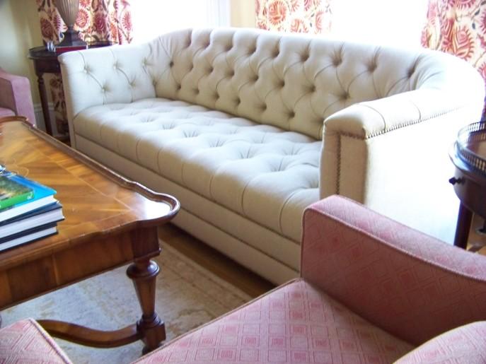 Sofa cổ điển Đại An SCD133