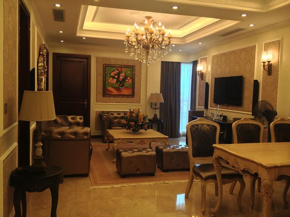 Sofa cổ điển Đại An SCD146