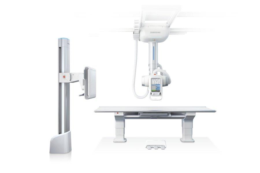 Hệ thông X-quang kỹ thuật số thông minh - XGEO GC80