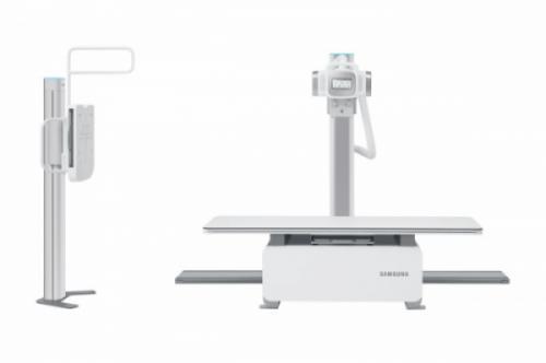 Hệ thống X-quang kỹ thuật số đồng bộ - XGEO GF50