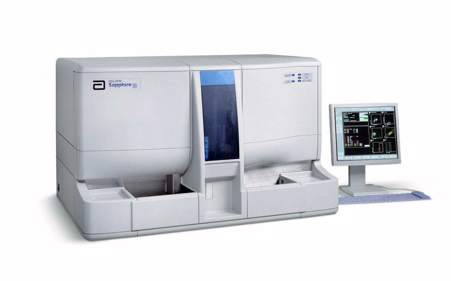 Máy xét nghiệm huyết học tự động