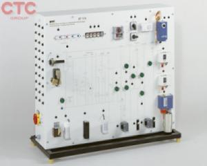 Bộ thực hành mô phỏng giả lỗi các sự cố điện trong toàn hệ thống ĐHKK