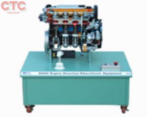 Mô hình cắt bổ động cơ DOHC