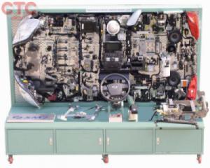 Thiết bị đào tạo chẩn đoán, đo kiểm, khảo nghiệm hệ thống điện tổng hợp trên ô tô hiện đại