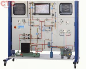 Bộ thực hành điều khiển công suất và thực hành giả lỗi trong hệ thống lạnh