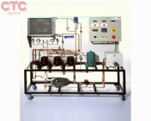 Bộ thực hành hiệu xuất năng lượng trong hệ thống lạnh