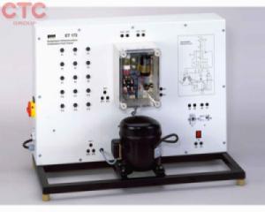 Bộ thực hành mô phỏng giả lỗi các sự cố điện trong máy nén làm lạnh