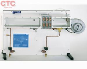 Mô hình hệ thống điều hòa không khí giản đơn