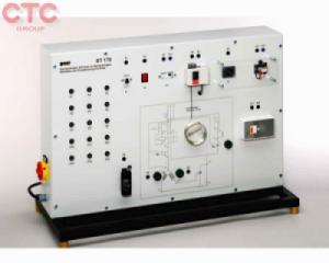 Bộ thực hành mô phỏng giả lỗi các sự cố điện trong hệ thống ĐHKK đơn giản