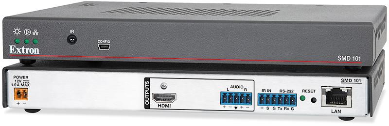 Thiết bị giải mã tín hiệu hình ảnh SMD 101
