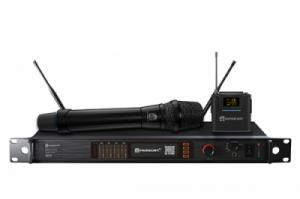 HDR-8Q DIGITAL WIRELESS MICROPHONE SERIES