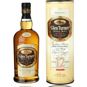 Rượu Whisky Single Malt Scotch Glen Turner 12 Yrs
