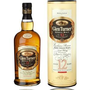 Rượu Whisky Single Malt Scotch Glen Turner 12 Yrs