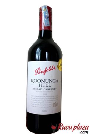 Rượu vang Penfolds Koonunga Hill