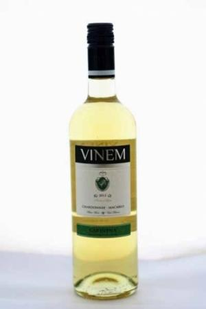 Rượu vang  VINEM Chardonnay  Macabeo
