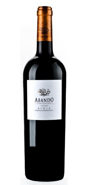 Rượu vang ABANDO RESERVA 2005