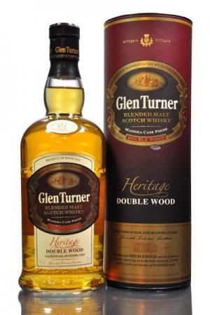 Rượu Whisky  Glen Turner Heritage