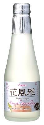 Rượu Sake Sparkling Hana Awaka 250ml
