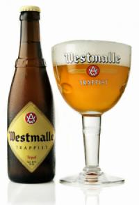 Bia Westmalle Tripel Trappist Bỉ 330ml
