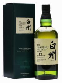 Rượu Suntory Whisky Hakushu 12 Year Old