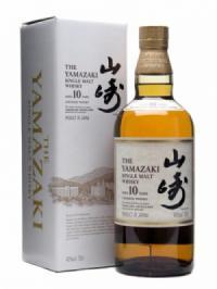 Rượu Sake Suntory Whisky Yamazaki 10 Year Old 70cl