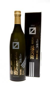 Rượu Sake Ozeki Chobeiya Daiginjo 1800ml