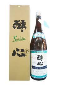 Rượu Sake Suishin Karakuchi 1800ml