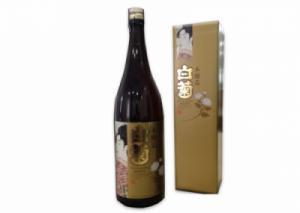Rượu Sake Shiragiku Honzojo Hakubai 1800ml