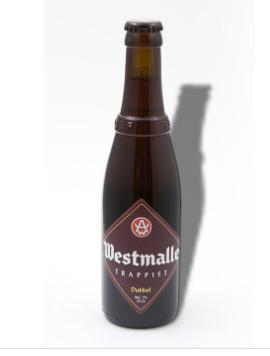 Bia Westmalle Dubbel Bỉ 330ml