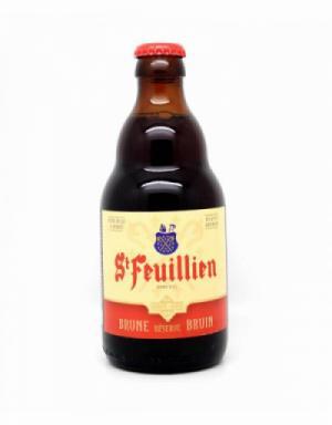 Bia St - Feuillien Brune
