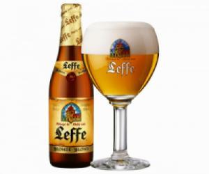 Bia Leffe Vàng 330ml - Mua Bia tặng Ly