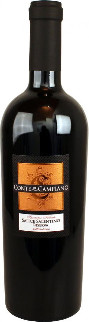 Rượu vang CONTE DI CAMPIANO SALICE SALENTINO RISERVA