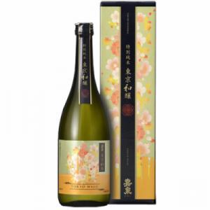 Rượu Sake Tokubetsujummai Tokyo Wajo 720ml