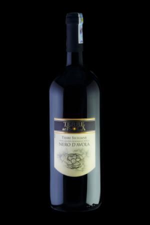 Rượu vang NERO D'AVOLA TERRE SICILIANE IGT TERE DELL'ISOLA