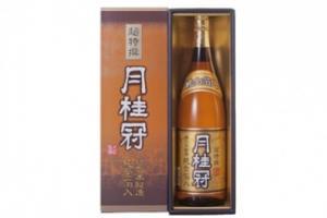 Rượu Sake Gekkeikan Tokubetsu 1800ml vảy vàng