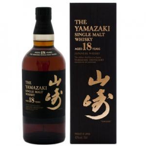 Rượu Yamazaki 18 Year Old 70cl