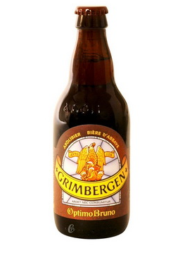 Bia Grimbergen Optimo Bruno 330ml