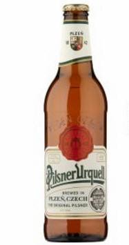Bia Pilsner Urquell thùng 24 chai 330ml