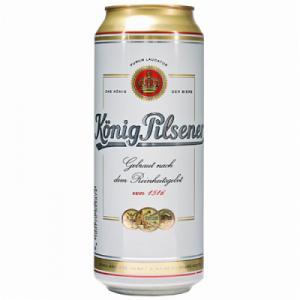 Bia Konig Pilsener 500ml