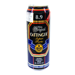 Bia Nặng Oettinger Super Forte 500ml