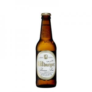 Bia Bitburger Chai 330ml