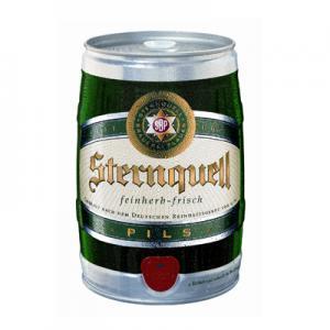 Bia Sternquell Pils 5 lít