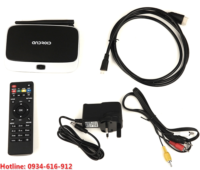 android tv box q7 quad core 1gb ram rom 8gb android 4.4 phukien2tech.com