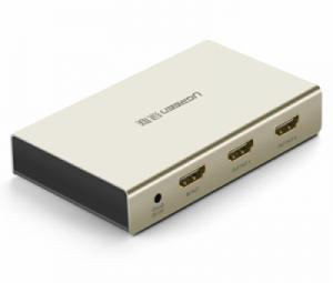 Bộ chia HDMI 1 ra 2 FullHD 3D 4K Ugreen 40276