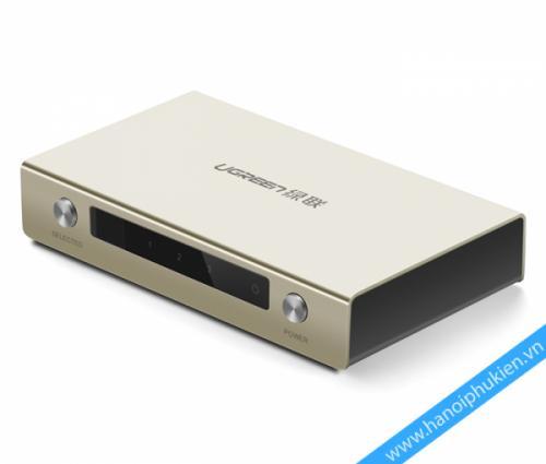 Bộ gộp HDMI 3 vào 1 ra 3D 4K FullHD Ugreen 40278 Hanoiphukien.vn